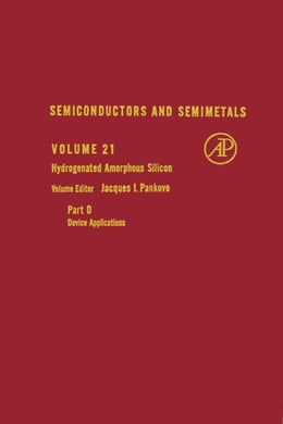 Book Semiconductors and Semimetals by WILLARDSON