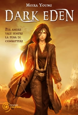 Book Dark Eden by Moira Young