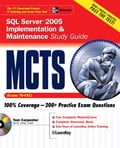 MCTS SQL Server 2005 Implementation & Maintenance Study Guide (Exam 70-431) Deal