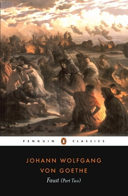 Book Faust by Johann Wolfgang von Goethe