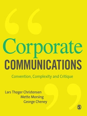 Corporate Communications Convention,  Complexity and Critique