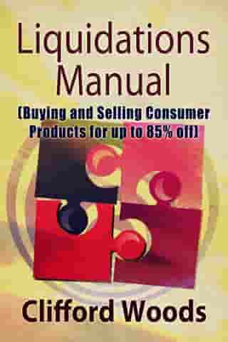 Consumer Products Locator Manual by Clifford Woods