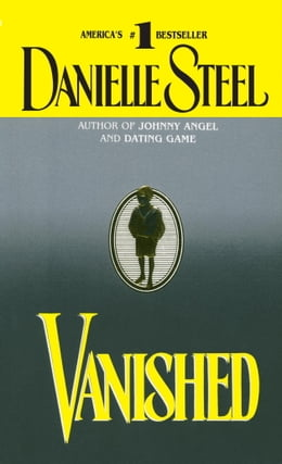 Book Vanished by Danielle Steel