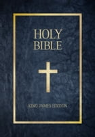 The Bible, Old and New Testaments, King James Version by Gutenberg