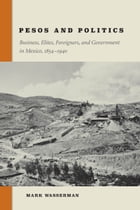 Pesos and Politics: Business, Elites, Foreigners, and Government in Mexico, 1854-1940
