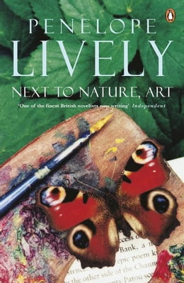 Book Next to Nature, Art by Penelope Lively