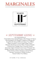 Septembre Gong: Marginales - 244 by Collectif