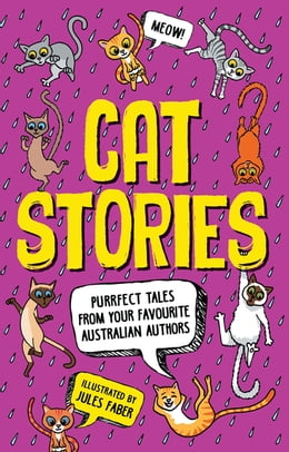 Book Cat Stories by Various Authors