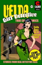 Velda: Girl Detective #3 by Ron Miller