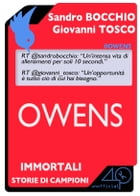 Owens by Sandro Bocchio