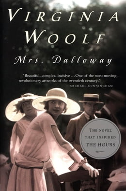 Book Mrs. Dalloway by Virginia Woolf