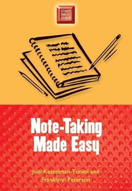 Book Note-Taking Made Easy by Kesselman-Turkel, Judi