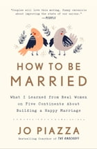 How to Be Married Cover Image