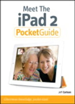 Book Meet the iPad 2 Pocket Guide by Jeff Carlson