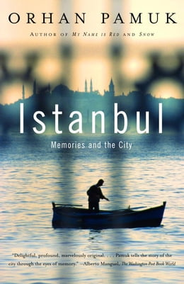 Book Istanbul (Special Illustrated Edition) by Orhan Pamuk