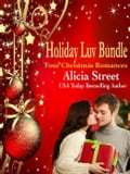 Holiday Luv Bundle: Four Christmas Romances photo