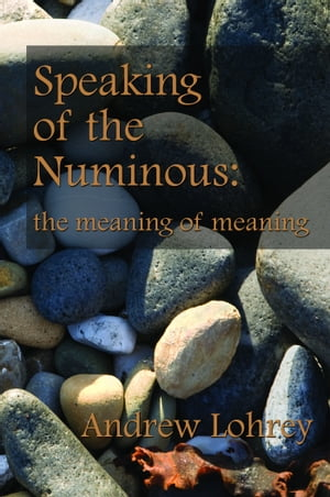 Speaking of the Numinous: the meaning of meaning by Andrew Lohrey