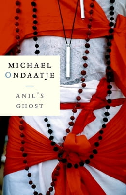 Book Anil's Ghost by Michael Ondaatje