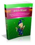 Article Wizard by Anonymous