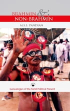 Brahmin and Non-Brahmin: Genealogies of the Tamil Political Present by M.S.S.Pandian