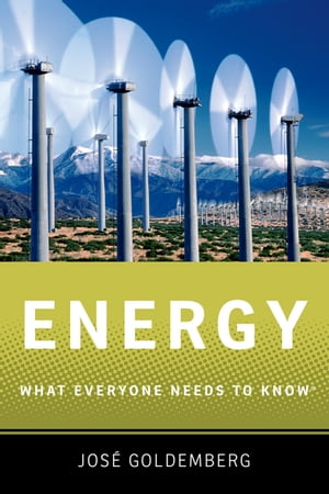 Energy What Everyone Needs to Know?