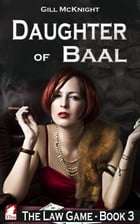 Daughter of Baal by Gill McKnight