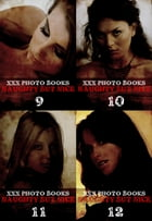 XXX Photo Books - Naughty But Nice Collected Edition 3 – Volumes 9-12 by Madeleine David