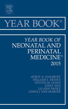 Book Year Book of Neonatal and Perinatal Medicine 2015, by Avroy A. Fanaroff