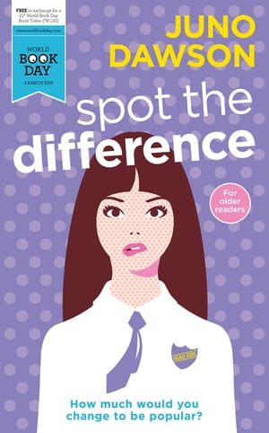 Spot the Difference World Book Day Edition 2016