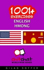 1001+ Exercises English - Hmong by Gilad Soffer