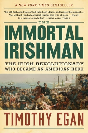 The Immortal Irishman The Irish Revolutionary Who Became an American Hero