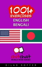 1001+ Exercises English - Bengali by Gilad Soffer