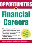 Opportunities in Financial Careers
