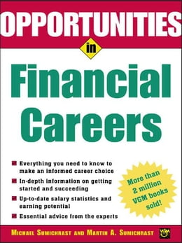 Book Opportunities in Financial Careers by Sumichrast, Michael