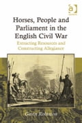 Horses played a major role in the military, economic, social and cultural history of early-modern England. This book uses the supply of horses to parliamentary armies during the English Civil War to make two related points. Firstly it shows how control of resources - although vital to success - is contingent upon a variety of logistical and political considerations. It then demonstrates how competition for resources and construction of individuals' identities and allegiances fed into each other.