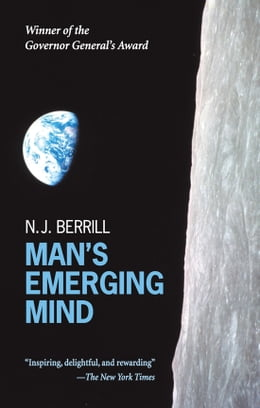 Book Man's Emerging Mind by N. J. Berrill