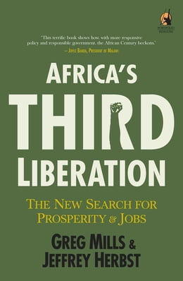 Book Africa's Third Liberation by Greg Mills