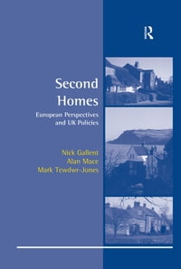 Second Homes: European Perspectives and UK Policies