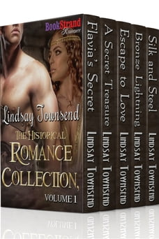 The Historical Romance Collection, Volume 1