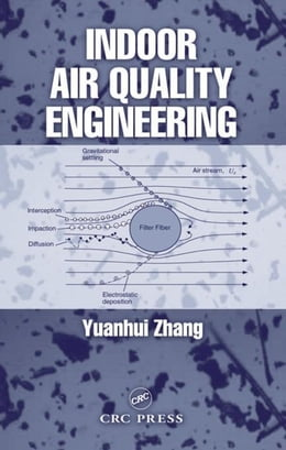 Book Indoor Air Quality Engineering by Zhang, Yuanhui