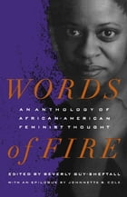 Words of Fire Cover Image