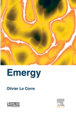 Book Emergy by Olivier Le Corre