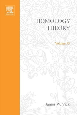 Book Homology theory: An introduction to algebraic topology by Unknown, Author
