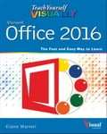 Teach Yourself VISUALLY Office 2016 Deal
