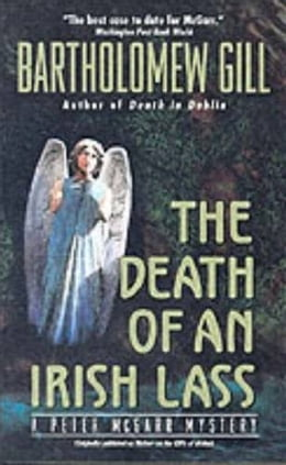 Book The Death of an Irish Lass by Bartholomew Gill