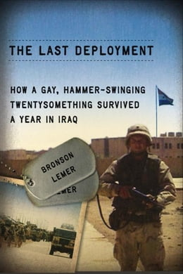 Book The Last Deployment by Lemer, Bronson