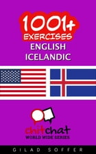 1001+ Exercises English - Icelandic by Gilad Soffer