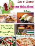 Ease & Comfort Freezer Make Ahead Meals photo