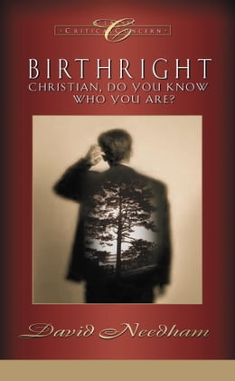 Book Birthright: Christian, Do You Know Who You Are? by David C. Needham