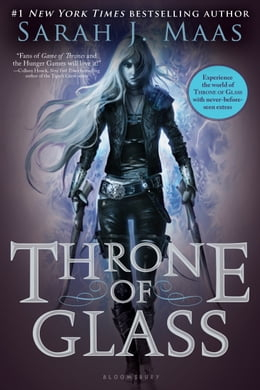 Book Throne of Glass by Sarah J. Maas
